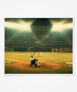 Hank Aaron's 715th Home Run