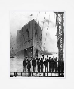Queen Mary Launched