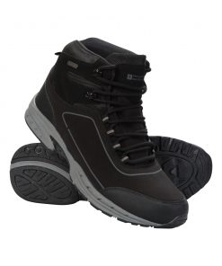 Ramble Mens Waterproof Softshell Boots - Grey