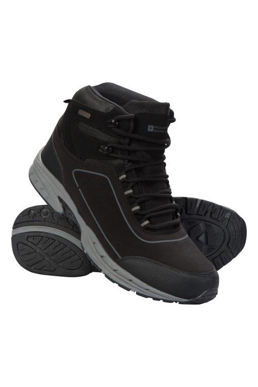 Ramble Mens Waterproof Softshell Boots - Grey