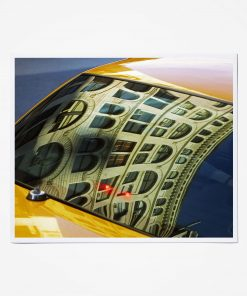 Reflection in Taxi