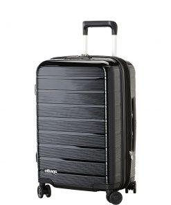 "eBags Fortis 22"" Hardside Spinner Carry-On Black - eBags Hardside Carry-On"