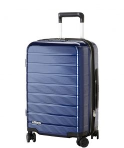 "eBags Fortis 22"" Hardside Spinner Carry-On Blue - eBags Hardside Carry-On"