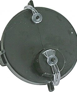 Camco RV Sewer Cap - Gray