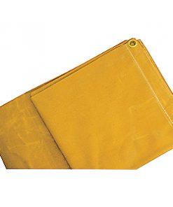 Erickson Canvas Tarps - Rust (10X14)