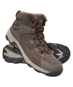 Rapid Mens Waterproof Boots - Orange