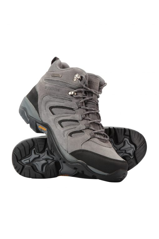 Aspect IsoGrip Mens Waterproof Boots - Grey