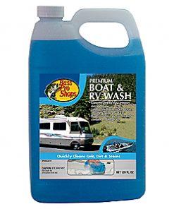 Bass Pro Shops Premium Boat RV Wash (128 OZ)