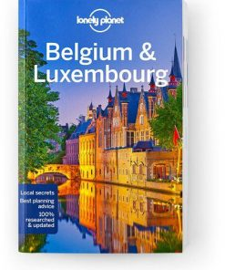 Belgium & Luxembourg, Edition - 7 by Lonely Planet