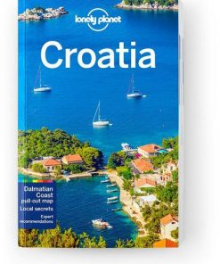 Croatia, Edition - 10 by Lonely Planet