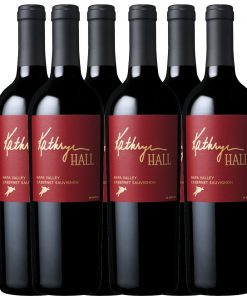 Kathryn Hall Cabernet Sauvignon 6-Pack + BONUS Book & Tasting Pass Exclusive - Wine Collection Gift