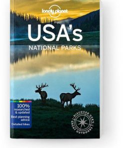 USA's National Parks, Edition - 2 by Lonely Planet