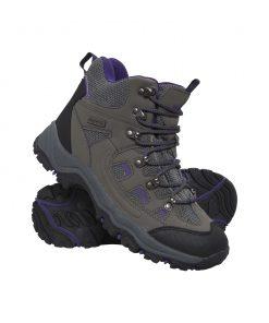 Adventurer Womens Waterproof Boots - Grey