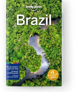Brazil, Edition - 11 by Lonely Planet