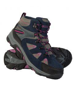 Rapid Womens Waterproof Boots - Pink