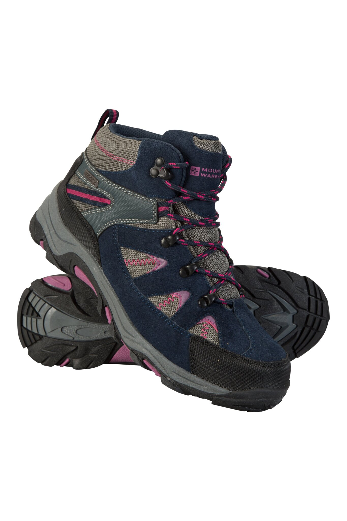 Mountain Warehouse Rapid Womens Waterproof Boots Ladies Hiking Shoes
