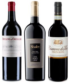 Collector's Wine Gift Set - Wine Collection Gift