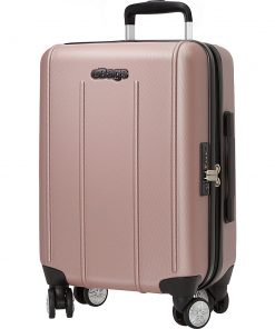 eBags EXO 2.0 Hardside Spinner Carry-On Rose Gold - eBags Hardside Carry-On