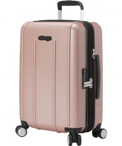 eBags EXO 3.0 EXP Hardside Carry-on Spinner Rose Gold - eBags Hardside Carry-On