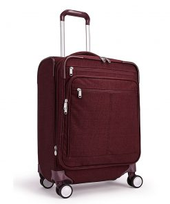 eBags Piazza Carry-on Spinner Garnet (Limited Edition) - eBags Softside Carry-On
