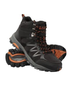 Trekker II Waterproof Mens Softshell Boots - Black
