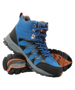 Trekker II Waterproof Mens Softshell Boots - Blue