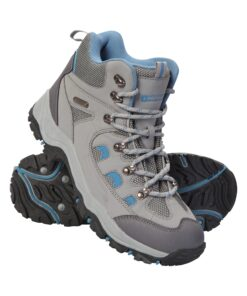 Adventurer Womens Waterproof Boots - Grey