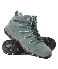 Aspect Womens Waterproof IsoGrip Boots - Green