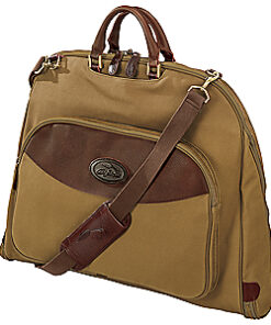 Bass Pro Shops Bob Timberlake Luggage Collection Garment Bag - TEAK