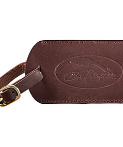 Bass Pro Shops Bob Timberlake Luggage Collection Leather ID Holder - CHESTNUT