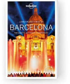 Best of Barcelona 2020, Edition - 4 by Lonely Planet