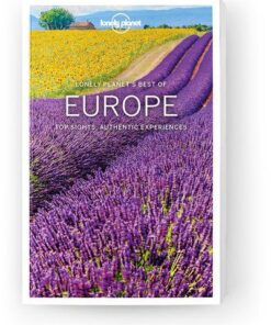 Best of Europe, Edition - 2 by Lonely Planet