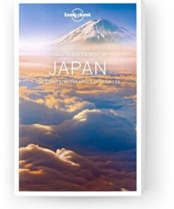 Best of Japan, Edition - 2 by Lonely Planet