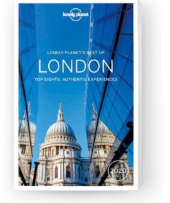 Best of London 2020, Edition - 4 by Lonely Planet