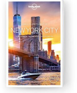 Best of New York City 2020, Edition - 4 by Lonely Planet