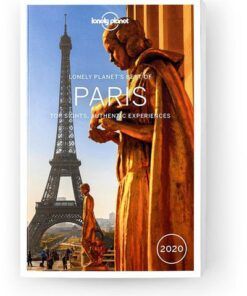 Best of Paris 2020, Edition - 4 by Lonely Planet