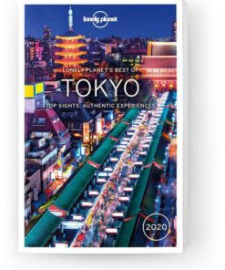 Best of Tokyo 2020, Edition - 3 by Lonely Planet