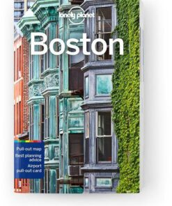 Boston, Edition - 7 by Lonely Planet
