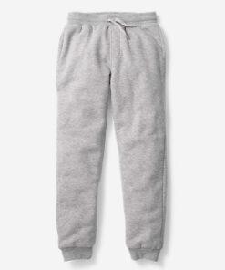 Boys' Camp Fleece Sherpa-Lined Pants
