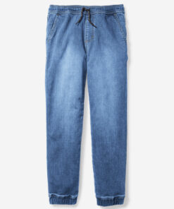Boys' Flex Denim Jogger Pants