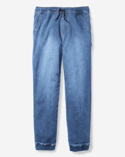 Boys' Flex Denim Jogger Pants