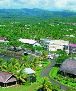 Discover the Bohemian Islands of Fiji and Samoa