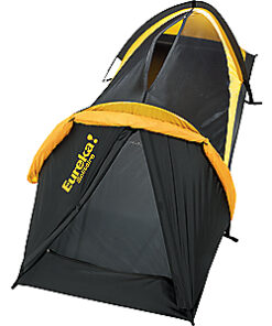 Eureka! Solitare Tent - GOLD/Black