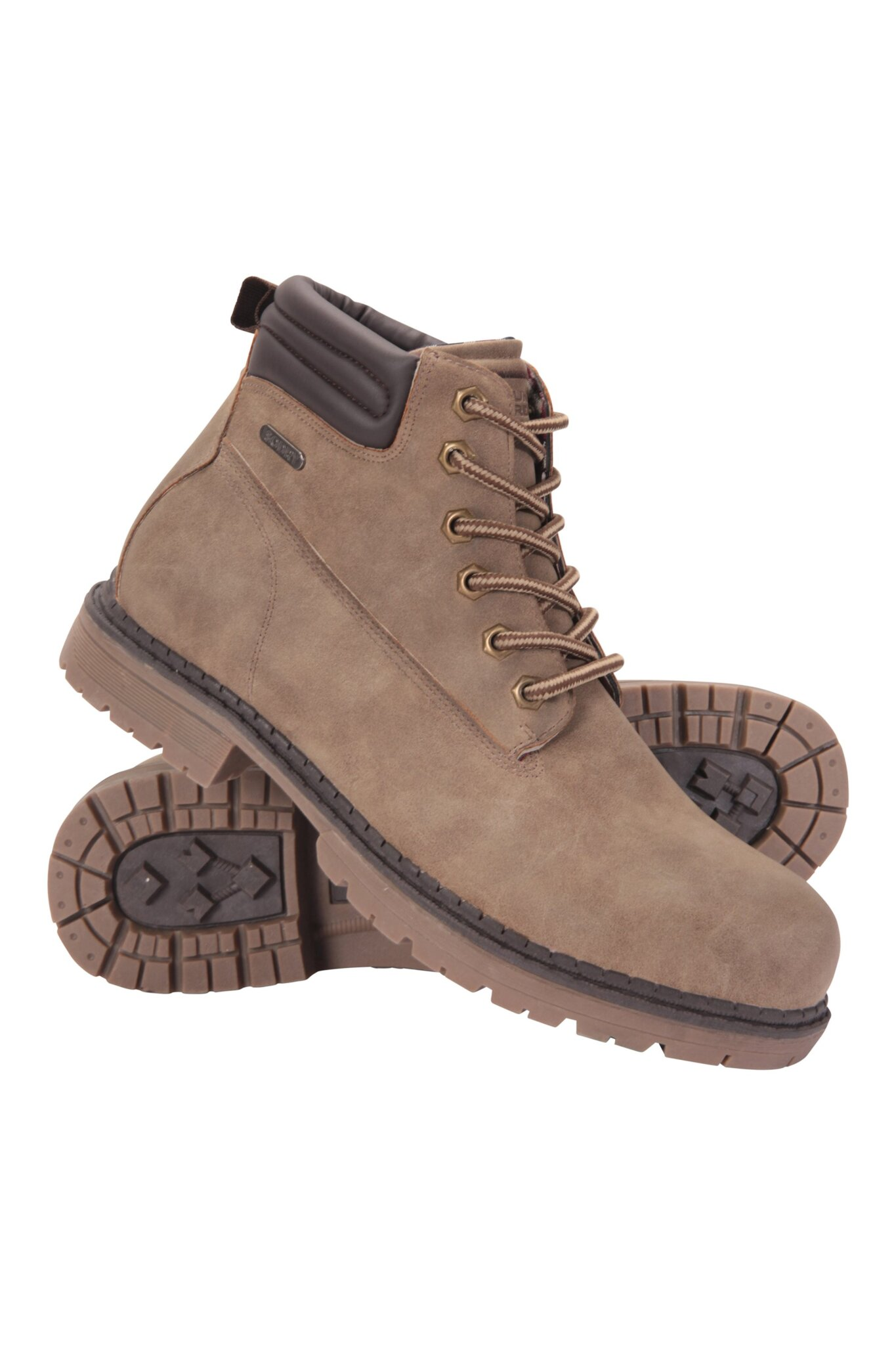 Gorge Winter Waterproof Mens Boots - Brown - Official Travel Store   Go  World Travel Magazine