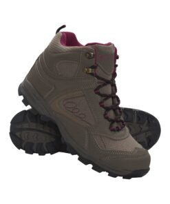 Mcleod Womens Boots - Brown