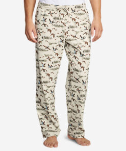 Men's Legend Wash Jersey Sleep Pants - Print