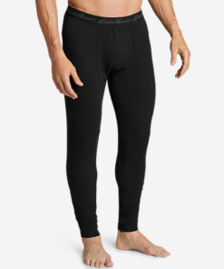 Men's Poly Mesh Baselayer Pants - Midweight