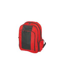 Netpack Triple Guest Computer Backpack Red/Black - Netpack Business & Laptop Backpacks