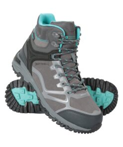 Odyssey Womens Softshell Boots - Grey