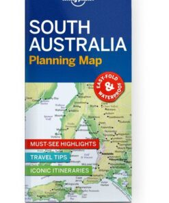 South Australia Planning Map, Edition - 1 by Lonely Planet